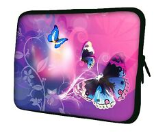 "LUXBURG 12"" Inch Design Laptop Notebook Sleeve Soft Case Bag Cover #DG"