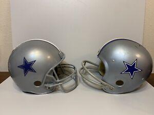NFL Franklin Dallas cowboys souvenir helmet plastic no contact Rawlings HNFL Med