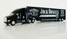 KENWORTH Diecast T Series Truck Trailer 1:66 Scale Black Jack Daniels  Graphics