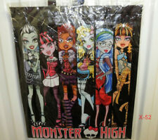 MONSTER HIGH comic con SDCC Black SKULL toy BAG from Mattel booth promo