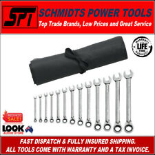 GEARWRENCH 9509RN SAE RATCHETING WRENCH SET 13 PCE REVERSIBLE SPANNER SET