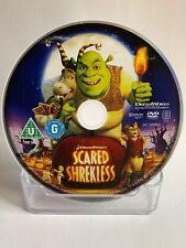 Scared Shrekless - DreamWorks Dvd (2011) Halloween Stories - DISC ONLY
