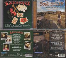 2 CD, Markonee-Club of Broken Hearts + SOUL seller-Back to Life, AOR