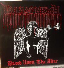 BLASPHEMY Blood Upon Gods War 2 LP sarcofago impaled nazarene mystifier expulser