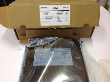 Siemens 39IDM115ACCBN Input Discrete Module APACS+ ROM 3.00 SEALED IN BOX, 2011