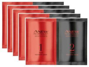 5x Avon ANEW Reversalist Infinite Effects Night Treatment Cream samples