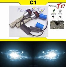 LED Kit C1 60W 9004 HB1 6000K WHITE HEAD LIGHT HIGH LOW BEAM  REPLACEMENT