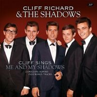 CLIFF & THE SHADOWS RICHARD - CLIFF SINGS/ME AND MY SHADOWS  2 VINYL LP NEU
