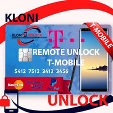 Samsung Galaxy S10E/S10/S10+T-MOBILE METRO PCS Remote Unlock Service