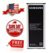 New OEM Samsung Galaxy Note 4 Battery EB-BN910BBU Genuine Original N910 3220mAh
