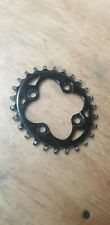 Black Oval Chainring 26T 65BCD MTB single speed front youth kids bike