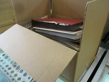 Kappys Box Lot #83 Foreign Remnant Pages Ss Sheets Large Quantity Clean