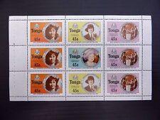 TONGA 1994 Self Adhesive Booklet Pane SG1285a Cat £6.50 NEW PRICE FP8425