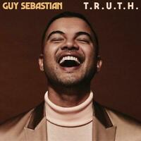Guy Sebastian T.R.U.T.H. CD NEW