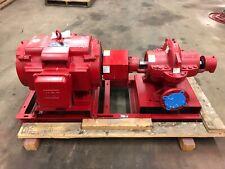 Bell Amp Gossett Pump Hsc S 940 103 4x6x10m 800gpm 150hp New