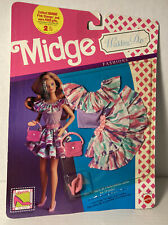 Barbie MIDGE Wedding Day Fashions Pink Splash Honeymoon Purse Shoes Outfit 9634