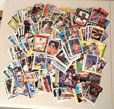 Lot of over 450 CALIFORNIA ANGELS baseball cards - all different years!!
