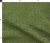 Grass Sky Olive Barkcloth Texture Rough Spoonflower Fabric by the Yard