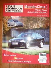 Classe C W203 04-07 Revue Technique Mercedes Etat - NEUVE PORT 3 Euro France