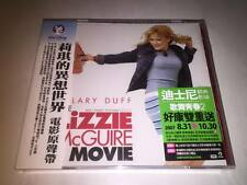 Hilary Duff 2003 The Lizzie McGuire Movie Soundtrack Taiwan Blue OBI CD Sealed