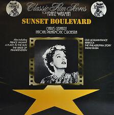 "SUNSET BOULEVARD - CHARLES GERHARD 12"" LP (Q372)"