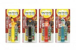 Angry Birds 2 Pez Dispenser MOC with Refill Sweets Various Characters
