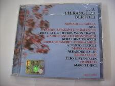 A PIERANGELO BERTOLI - CD SIGILLATO 2006 - NOMADI - RUGGERI - NEK - MASINI