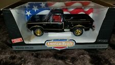 Dodge Warlock, Ertl 1:18 diecast American Muscle