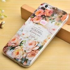 ^ Bunt Muster Blumen Mit Motiv Design Case Etui Blumen Rose  Huawei Honor 7 Lite