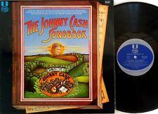Johnny Cash-The Johnny Cash Songbook LP 1972 MFP/Summit Australia-MFP-5913
