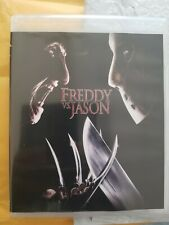 Freddy Vs Jason (2003) Blu-ray from Scream Factory Deluxe Limited Boxset