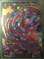 BT5-047 SR Infernal Chain Janemba Dragon Ball Super Card Game