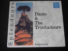 DHM Splendeurs: Dante & Les Troubadours - Sequentia (CD)