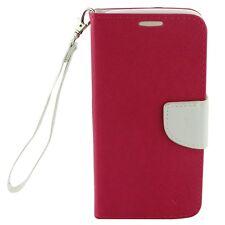 For Motorola Moto G5 PLUS Premium Leather Wallet Case Pouch Flip Phone Cover