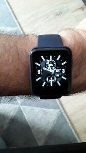 Smartwatch xiaomi redmi watch-Bleue/Notifications-frequences cardiaques-gps