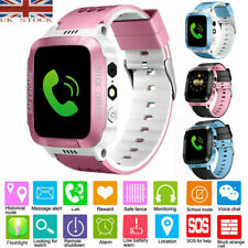 Wrist Smart Watch Mobile Phone Camera GSM SIM Card For iPhone Android Kids Gifts