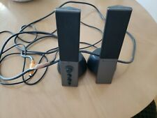 Altec Lansing VS4121 2.1 Computer Speakers (no Sub)