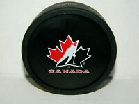 Team Canada Hockey Puck Chevrolet Most Inspirational Player Viceroy