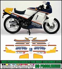 kit adesivi stickers compatibili ns 125 r ll 1987 rothm replica