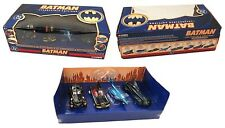 Batmobile (s), Batmarine 1:43 Scale Diecast Cars 4 Pack Collectible Editions NEW