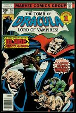 TOMB OF DRACULA #58 - All Blade