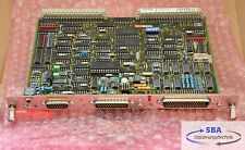 Siemens Sinumerik 3 NC-PLC Kopplung 5mHz Typ 6FX1122-2AA02 E-Stand: E