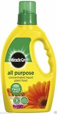 Miracle Gro All Purpose Concentrated Liquid Plant Food  - 1L