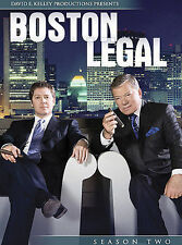 Boston Legal - Season 2 DVD, Boston Legal, Boston Legal