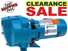 Goulds J5s Shallow Water Well Jet Pump 12 Hp 115230v Same Day Shipping