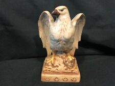 REGAL EAGLE BOOKEND WITH WEIGHT AND STOPPER PATRIOTIC FIGURINE