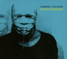 Cabaret Voltaire-Micro-phonies-CD