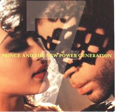 """PRINCE & THE NPG  7  PICTURE SLEEVE 7"""" 45 rpm record + juke box title strip NEW"""