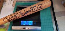 Dale Murphy Philadelphia Phillies 1991 LS H&B B310 Professional Pro Game Bat