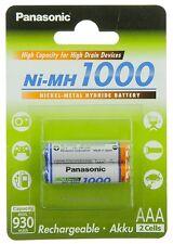 Panasonic Micro AAA Akku f. GPS Navi Garmin Foretrex 301 401 Accu Akkus Batterie